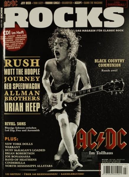 Rocks 03/2011 - Heft 22 Zeitschrift
