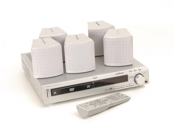 Sony DAV-S 400 SACD