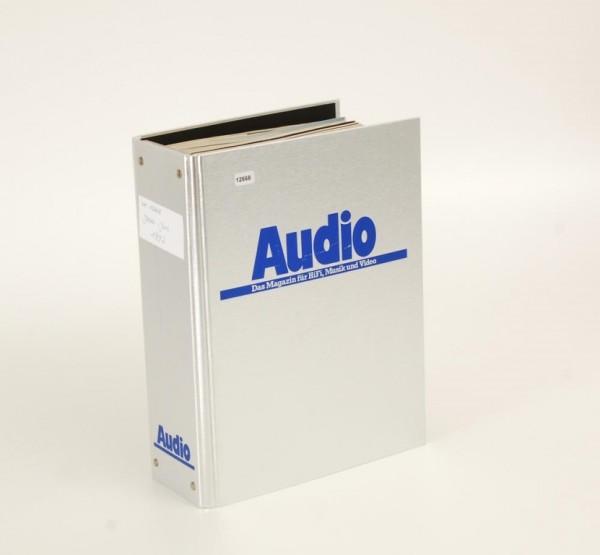 Audio 1-6/1992 Zeitschrift