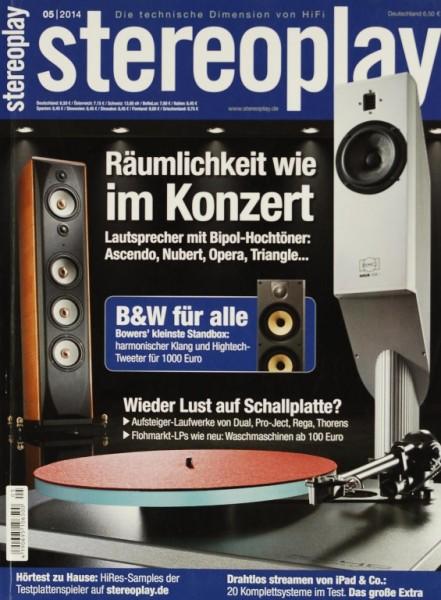 Stereoplay 5/2014 Zeitschrift