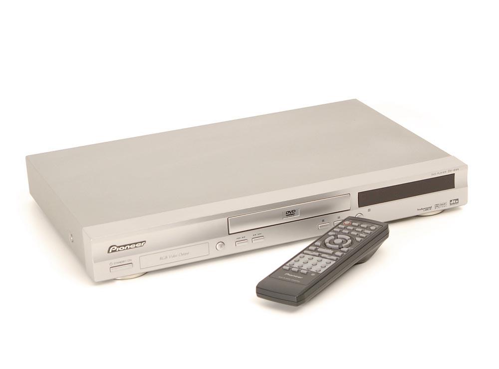 pioneer dv 444 dvd player dvd ger te ger te. Black Bedroom Furniture Sets. Home Design Ideas