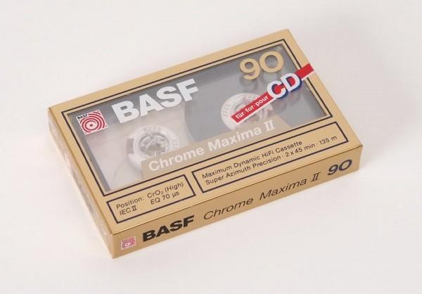 BASF Chrome Maxima II 90 NEU!