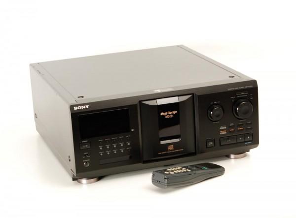 Sony CDP-CX 350 300er Wechsler