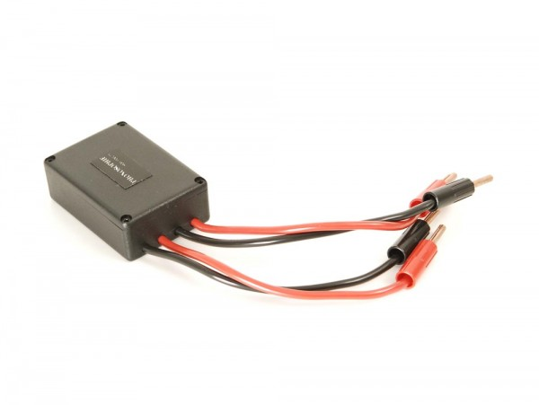 Phonosophie Biwiring Adapter Kupfer