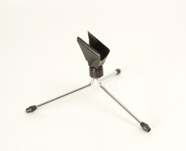 AKG ST1 Mikrofon Tischstativ grau mit SA9 Mikrofonklemme