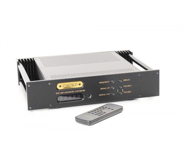 Chord DSC 1500 E Vorverstärker + DA-Wandler