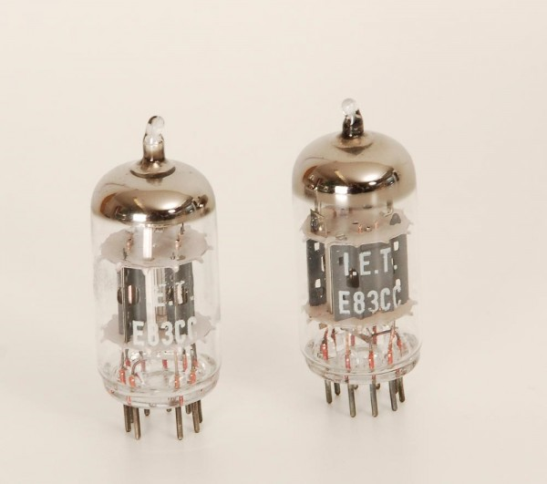 I.E.T. E83CC Paar