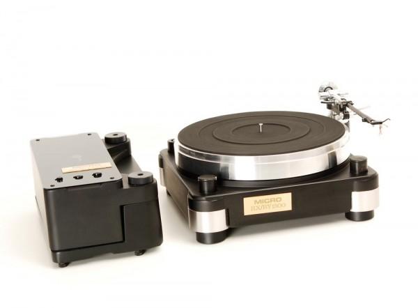 Micro-Seiki RX-1500 mit RS-1500 und MA-707