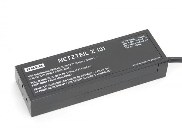 Uher Z 131 Netzteil