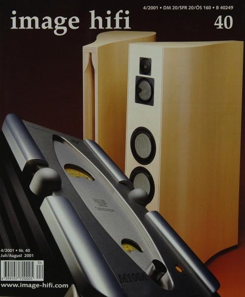 Image Hifi 4/2001 Zeitschrift