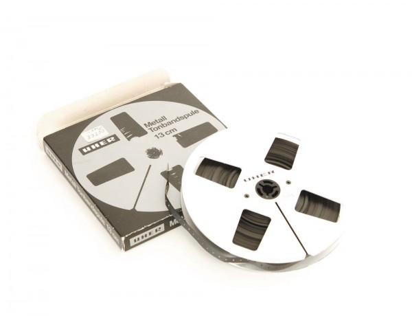 Uher Tonband Lochstreifenband 13er DIN Metall
