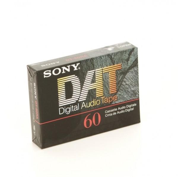 Sony DT-60 RA DAT Kassette NEU!