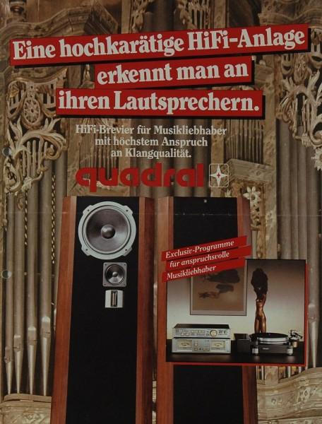 All-Akustik Hifi-Brevier für Musikliebhaner Prospekt / Katalog