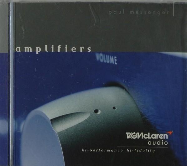 TAGMcLaren Audio Amplifiers (by Paul Messenger) Prospekt / Katalog