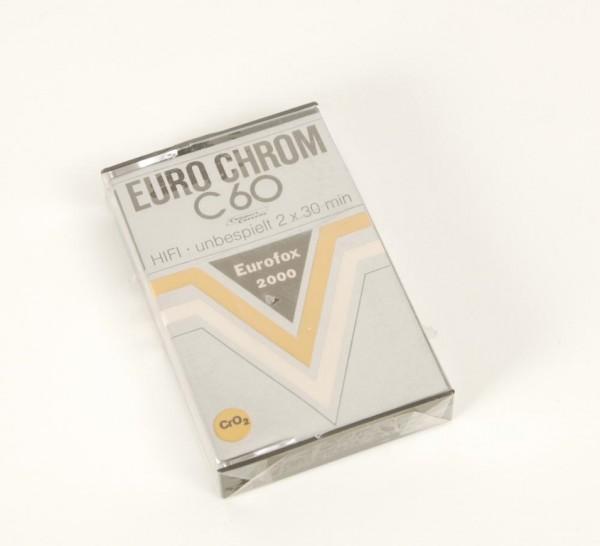 Eurofox 2000 Euro Chrom C60 NEU!