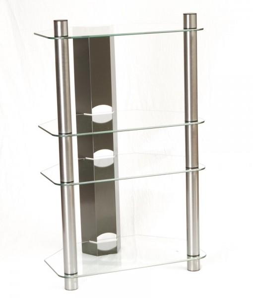 Rack Metall Glas