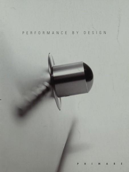 Primare Performance by Design Prospekt / Katalog