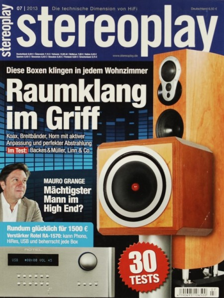 Stereoplay 7/2013 Zeitschrift