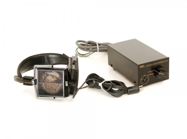 Stax SR-80 Pro + SRD-4 Kopfhörer