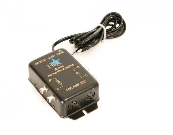 HQ PRE-AMP 220