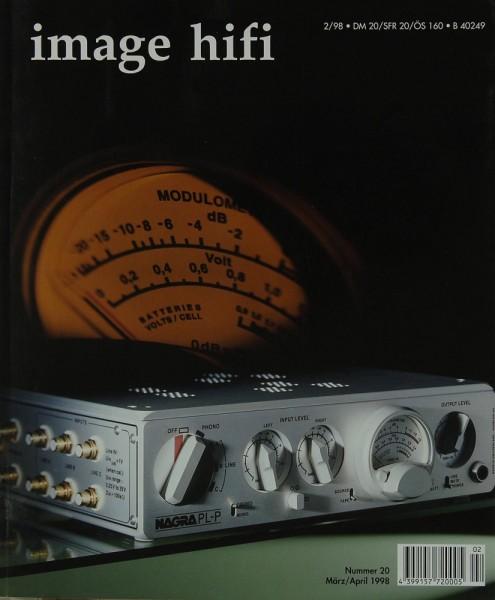 Image Hifi 2/1998 Zeitschrift