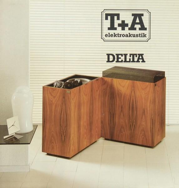 T + A DELTA Prospekt / Katalog