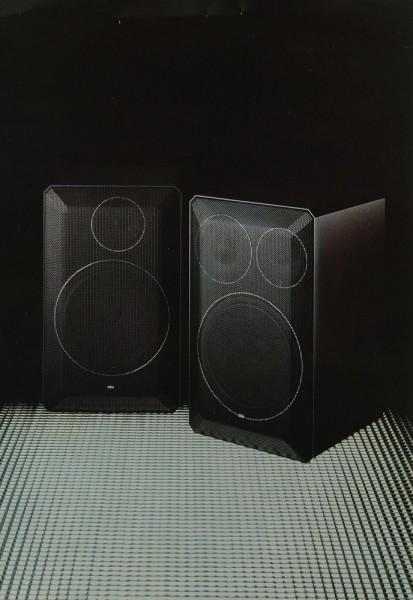 Braun LS 60 / LS 70 Prospekt / Katalog