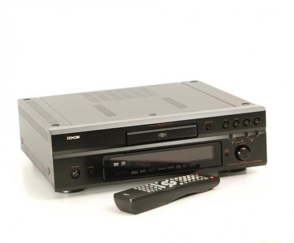 Denon DVD-3910 schwarz