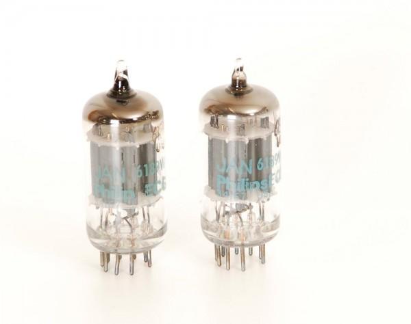 Philips ECG 6189W Paar