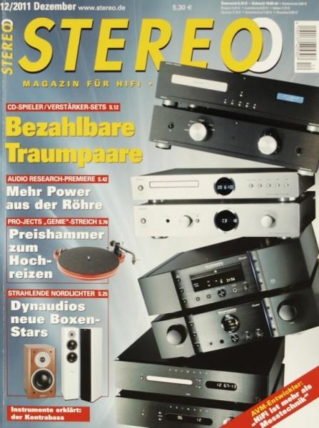 Stereo 12/2011 Zeitschrift