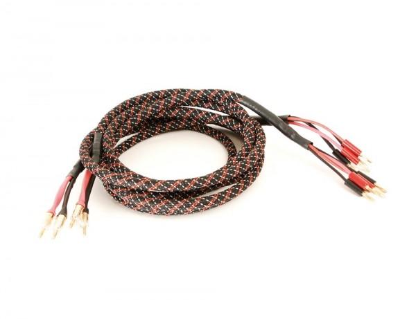 Spitzenklasse LS-Kabel BiWire 2.50