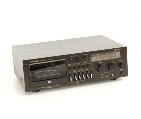 Technics RS-673 Tapedeck