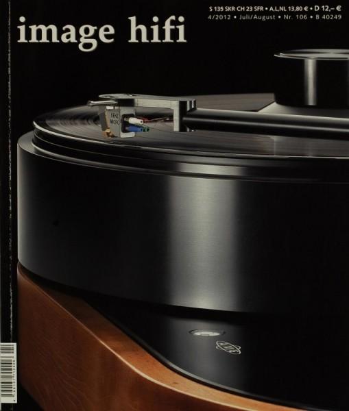 Image Hifi 4/2012 Zeitschrift