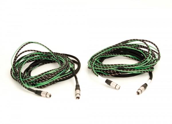 4- pol XLR-Kabel 10.0