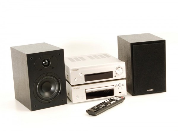 Denon DRA-F109 + DCD-F109 + Lautsprecher