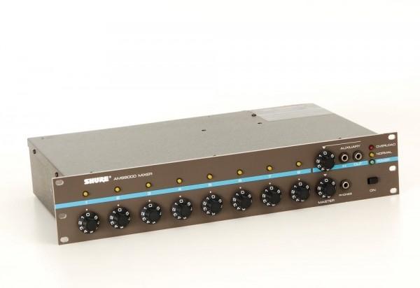 Shure AMS 8000 Mikrofon Mixer