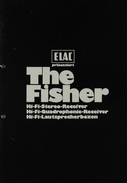 Elac The Fisher Prospekt / Katalog