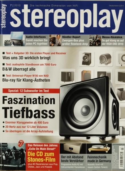 Stereoplay 7/2010 Zeitschrift