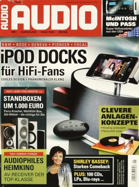 Audio 1/2010 Zeitschrift