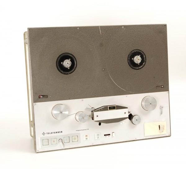 Telefunken M 15 Tonbandgerät