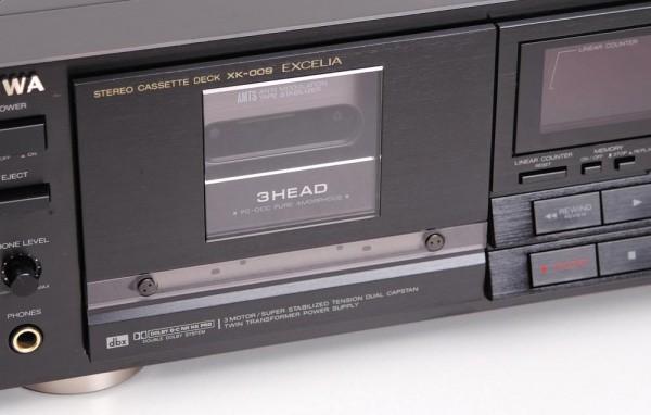 Kit 2 für Aiwa XK-009 Tape Deck Cassette Deck