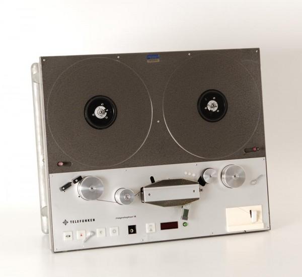 Telefunken M15 Tonbandgerät