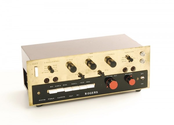 Rogers Master Stereo Control Unit
