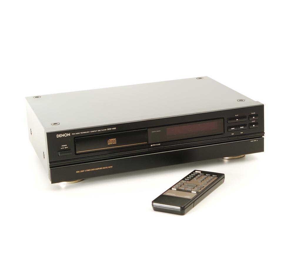 denon dcd 1460 cd player cd ger te ger te gebrauchte hifiger te kaufen. Black Bedroom Furniture Sets. Home Design Ideas