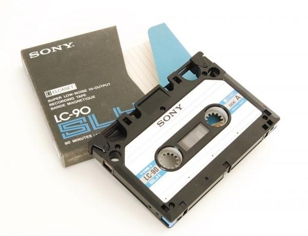 Sony LC-90 SLH Elcassette