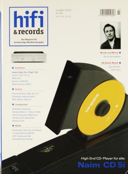 Hifi & Records 3/2005 Zeitschrift