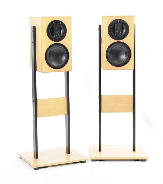 Musikelectronic Geithain RL903 mit Originalständern