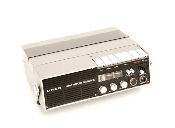 Uher Report 4400 Report Stereo IC Tonbandgerät
