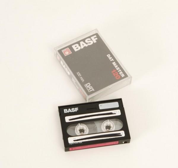 BASF DAT Master 120 DAT-Kassette