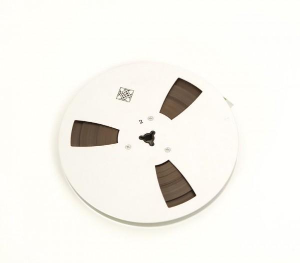 Telefunken Tonbandspule 18er Metall 18 cm